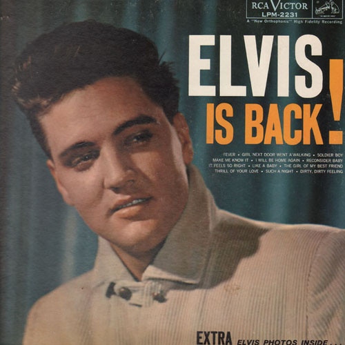Elvis Is Back¡