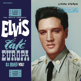 image cover FTD Cafe Europa Sessions: G.I. Blues Vol.2