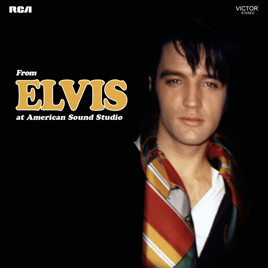 image cover FTD Elvis At American Sound Studio