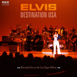 image cover FTD Elvis: Destination USA