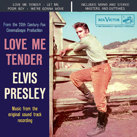 image cover FTD Love Me Tender