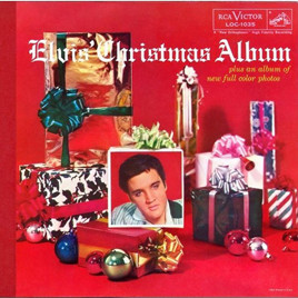 image cover FTD Elvis' Christmas Album'