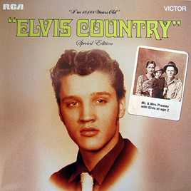 image cover FTD Elvis Country: Special Limited Edition