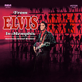 image cover FTD From Elvis In Memphis: American Sound Sessions
