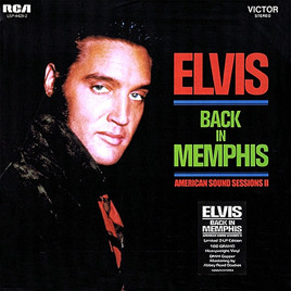 image cover FTD Elvis: Back In Memphis